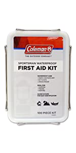 Waterproof Sportsman First Aid Kit