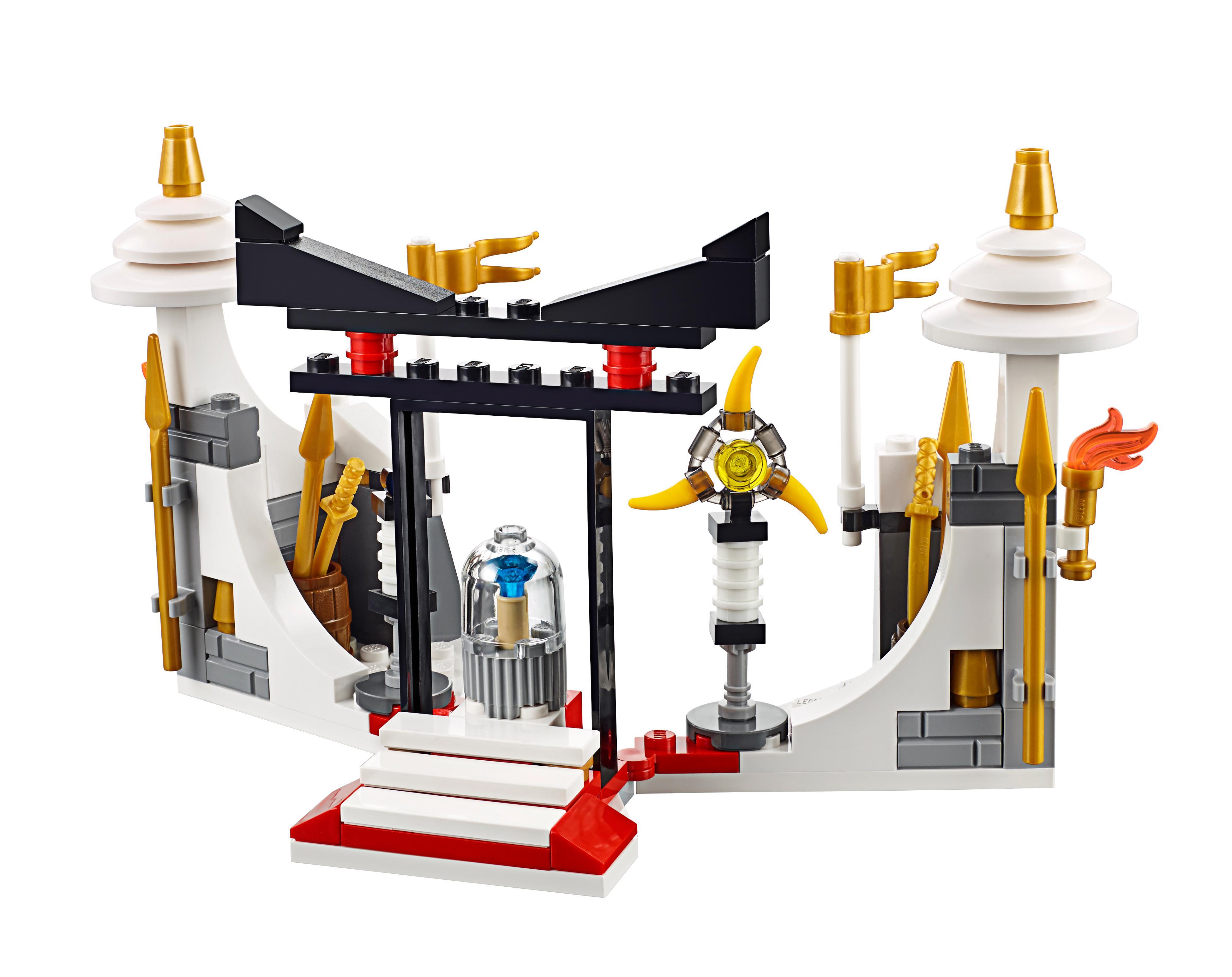 Amazon.com: LEGO Ninjago 70736 Attack of the Morro Dragon