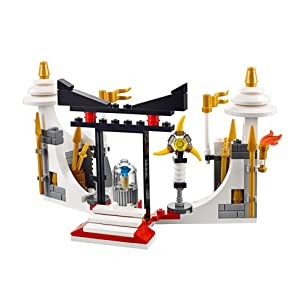 Ninjago 70736 Attack of the Morro Dragon Building Kit: Toys & Games