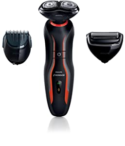 Philips Norelco Click and Style, shaver, groomer, best groomer, styler, facial groomer, body groomer