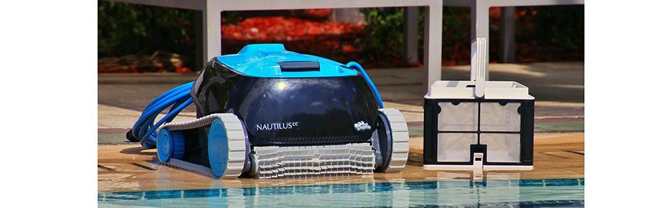 Amazon Com Dolphin Nautilus With Cleverclean Robotic