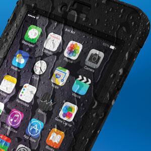 iphone 6 plus, iphone 6+, waterproof case, water proof case, water resistent