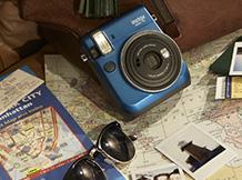 Instax;Mini 70;Blue;Polaroid