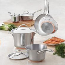 nouvelle stainless steel copper cookware