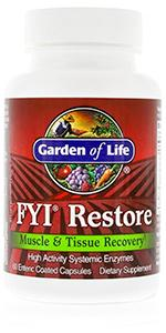 FYI Restore - Muscle & Tissue Recovery