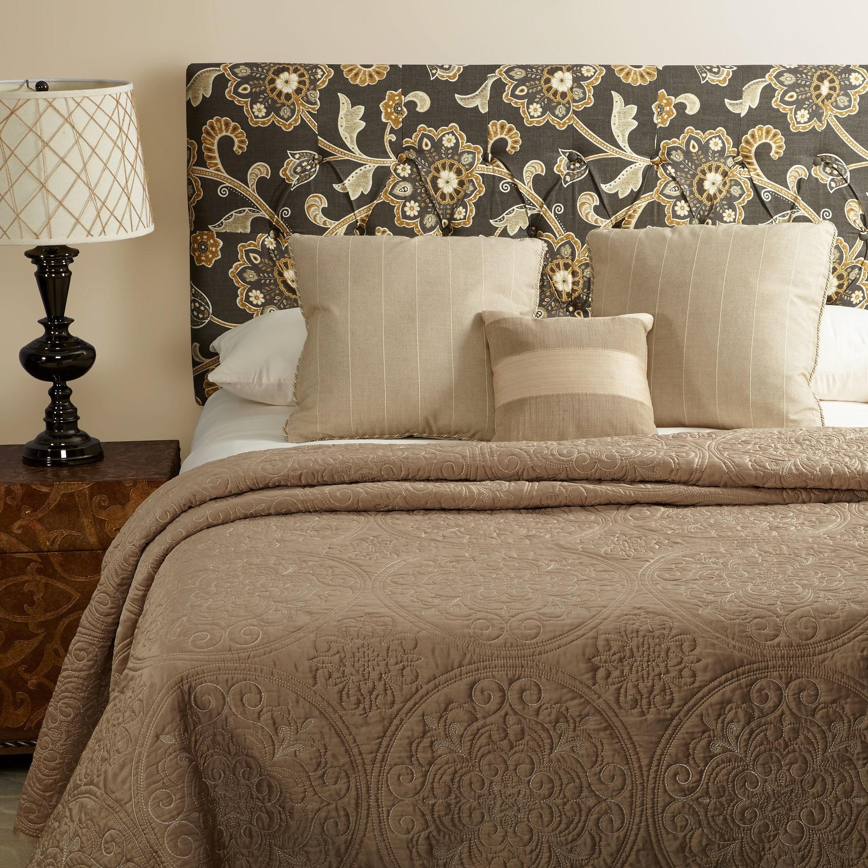 humble haute harlow floral diamond tufted. Black Bedroom Furniture Sets. Home Design Ideas