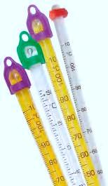 Bel-Art F18981-0001 Thermometer Rack; 25 Places, 5⁷/₈ x 8³/₈ x 9⁷ ...