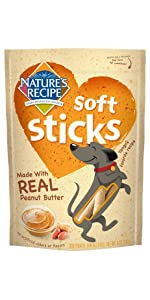 Nature S Recipe Soft Minis Made With Real Chicken Dog Treats