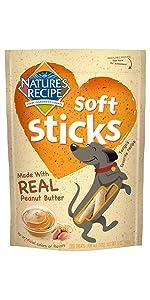 Natures Recipe Soft Minis Dog Treats