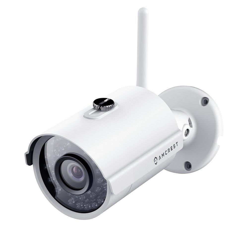 Amcrest IP2M-842W ProHD Outdoor 1080P Wi-Fi Wireless IP