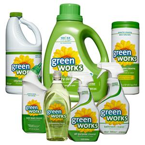 Amazoncom Green Works MultiSurface Cleaner Spray Bottle