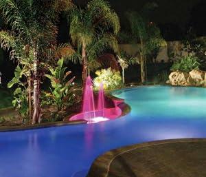 Pentair 601002 Intellibrite 5g Color Underwater Led Pool Light 120 Volt 100 Foot