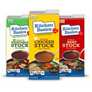 stock; soup; simply organic; base; low sodium; no salt; healthy; diet