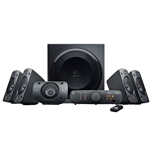 logitech surround sound speakers z906 amazoncom logitech z906 surround sound speakers