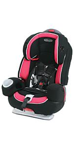 graco nautilus 80 elite 3 in 1 harness booster car seat azalea baby. Black Bedroom Furniture Sets. Home Design Ideas