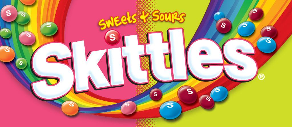 Amazon.com : Skittles Sweets and Sours Candy, 2 ounce ...