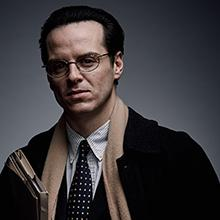 anthony julius, andrew scott, solicitor, lawyer, olivier award, ireland, spectre, sherlock, the town