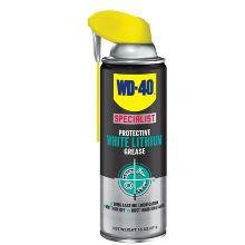WD-40, WD40, WD-40 Specialist, WD40 Specialist, white lithium grease, lubrication
