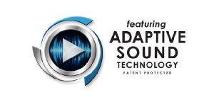 Adaptive Sound logo
