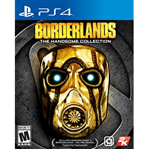 Amazon.com: Borderlands: The Handsome Collection - Playstation 4: Take