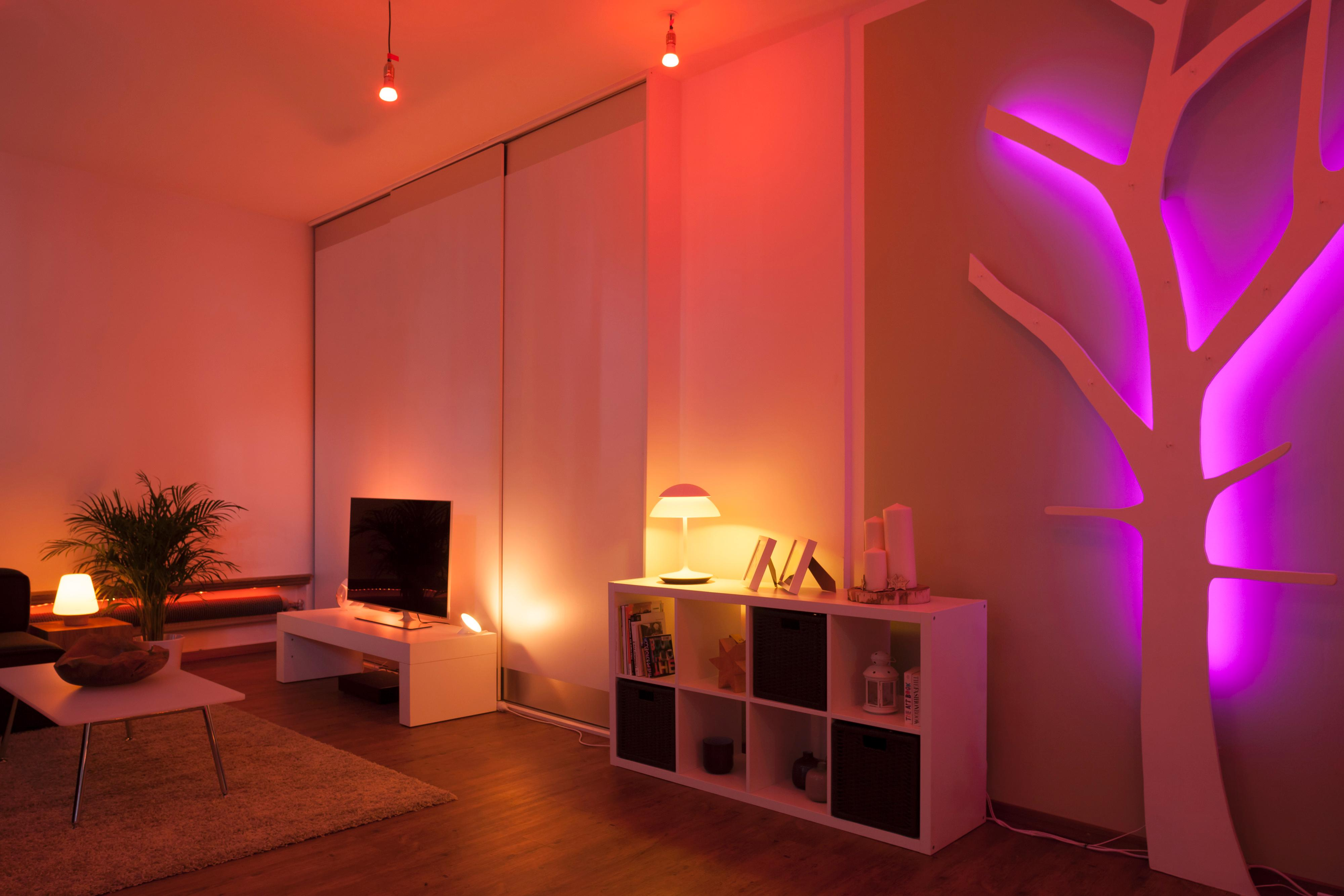 Philips Hue 1st Generation Lightstrip 2 Pack Dimmable Led