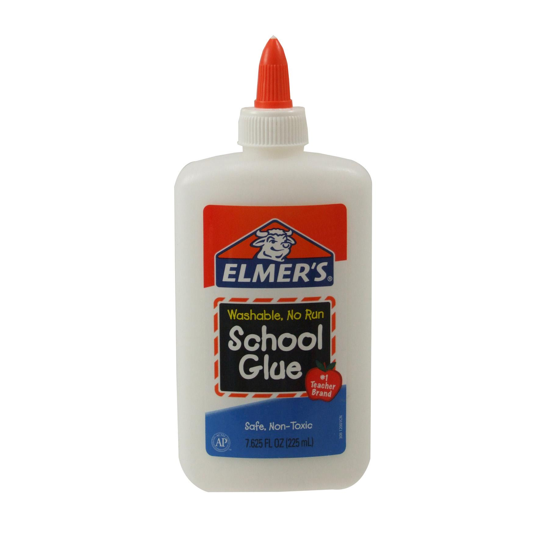 elmer 39 s liquid school glue washable ounces 1 count general purpose glues. Black Bedroom Furniture Sets. Home Design Ideas