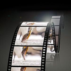 Panasonic H-ES12060 - Video Support