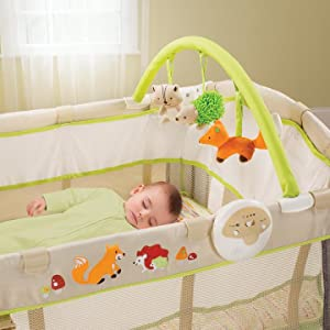 Amazon.com : Summer Infant Grow with Me Playard and ...