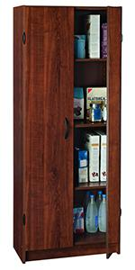pantry cabinet, pantry storage, pantry organizer, kitchen storage, closetmaid, home storage