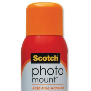 Amazoncom Scotchr Photo Mount Tm Photo Safe Spray Adhesive