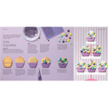 cupcake, color, cookies, decorate