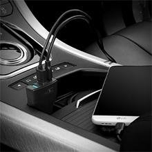 Type-C USB-C Car Charger USB Car Charger Rapid Phone Charger USB Charger Fast Phone Charger