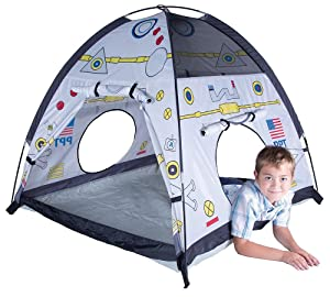 space, tent, play, kids
