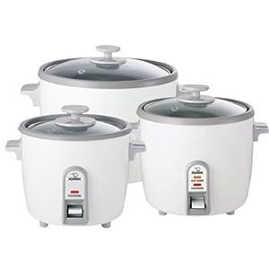 Amazon.com: Zojirushi NHS-06 3-Cup (Uncooked) Rice Cooker