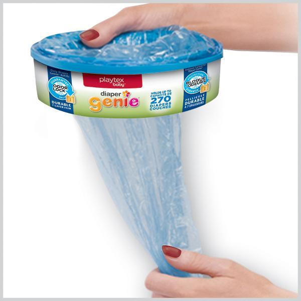 Amazon.com : Playtex Diaper Genie Expressions Diaper Pail