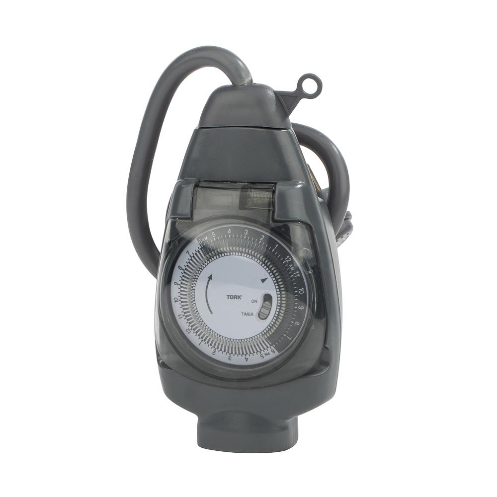TORK 601A Plug in Timer Outdoor General Purpose Mechanical