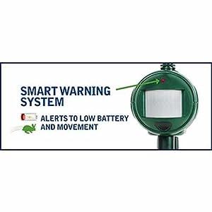 Havahart Spray Away Smart Warning System
