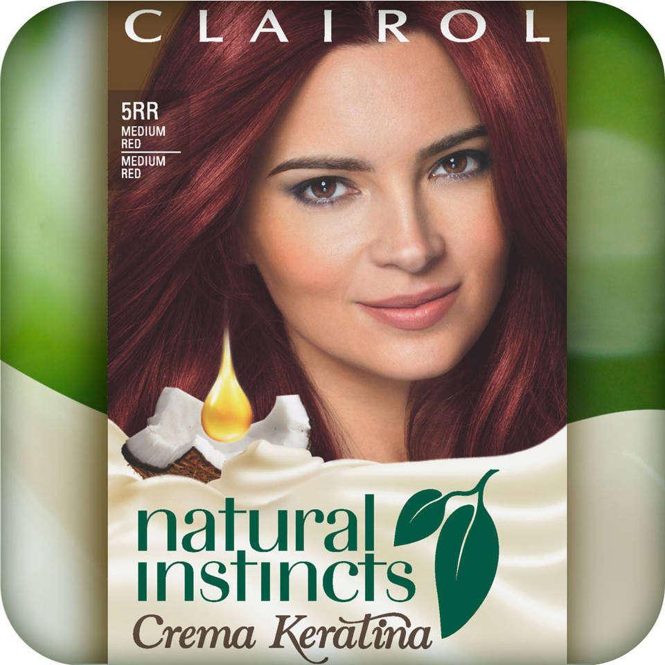 Amazon Com Clairol Natural Instincts Crema Keratina Hair