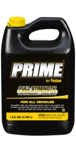 prime, all vehicle, antifreeze, prestone