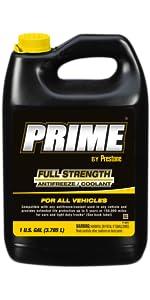prime, all vehicle, antifreeze, prestone