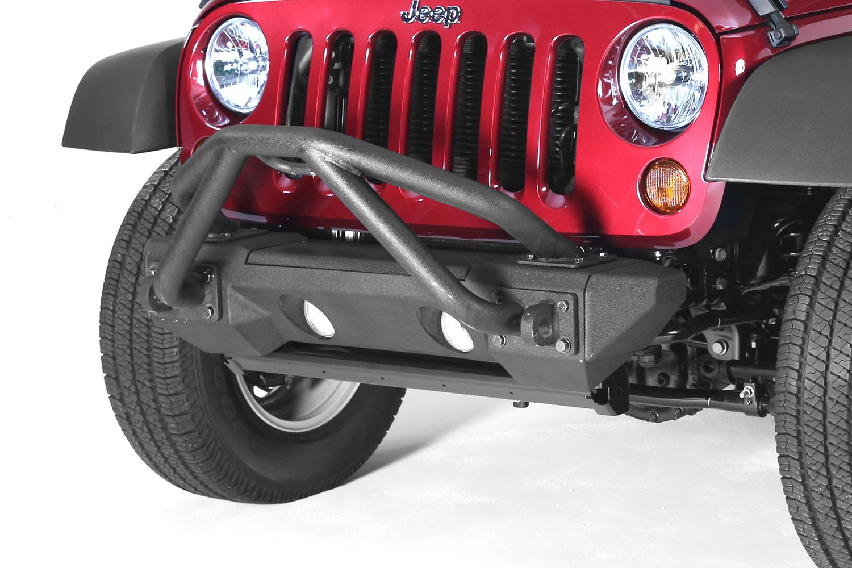 Rugged Ridge 1154202 All Terrain Modular Front Bumper Jeep Wrangler Suspension Diagram Tj View Larger