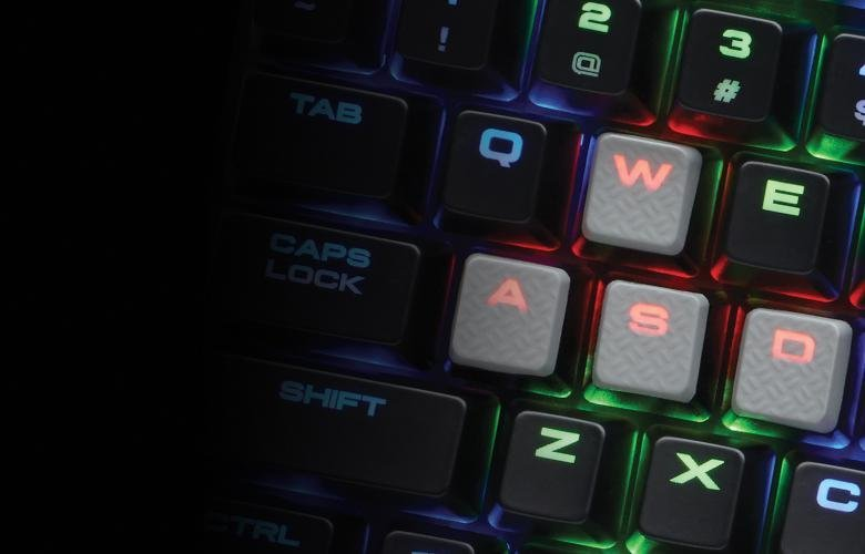 Amazon.com: Corsair Gaming K70 LUX RGB Mechanical Keyboard, Backlit
