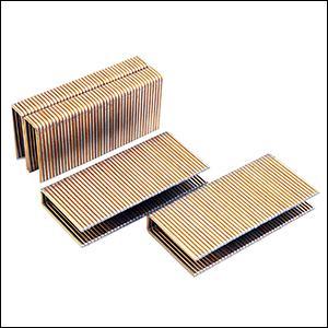 "15.5 gauge flooring staple, fastener, freeman, 1.5"", inch, 1-1/2, 1 1/2, glue collated"