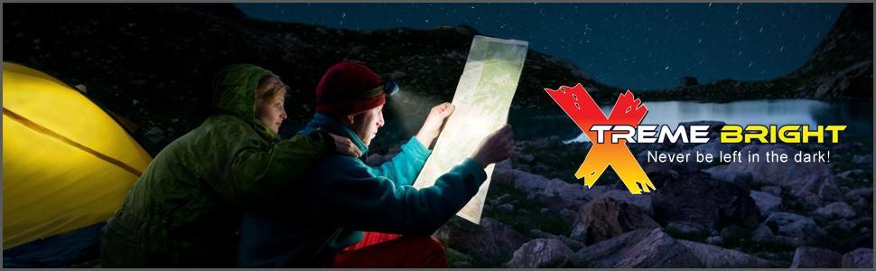 headlamp, led, camping, flashlight, hands free, fishing, diy, hunting