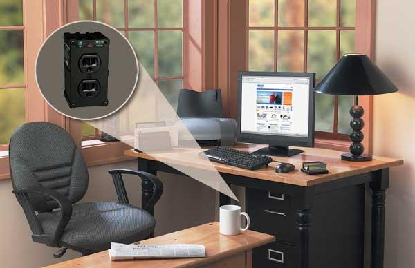 Amazon Com Tripp Lite Isobar 2 Outlet Surge Protector
