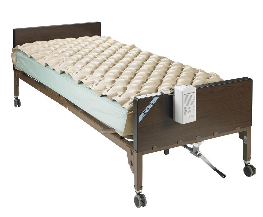 alternating pressure air mattress Amazon.com: Drive Medical Med Aire Alternating Pressure Pump and  alternating pressure air mattress