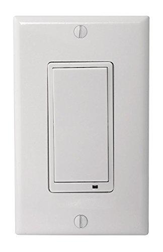 Nutone Nwt00z Smart Z Wave Enabled 3 Way Wall Dimmer