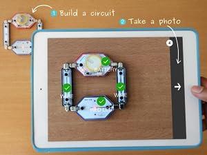 LightUp Learning app on iPad