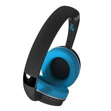 iFrogz IFRFRH-GY0 FreeRein Reflect Wireless Bluetooth Headphones