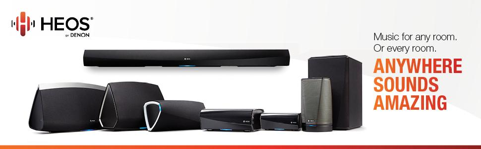 Amazon Denon HEOS 7 Wireless Speaker Discontinued By